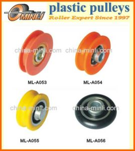 Nylon Window Plastic Roller Wheel pictures & photos