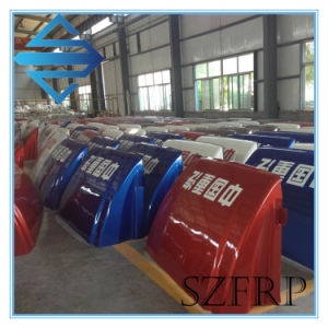 FRP Fiberglass Truck Wind Deflector pictures & photos