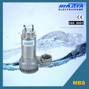 Mbs Full Stainless Steel Anti-Corrosion Sewage Pump pictures & photos