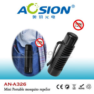 Mini Portable Electronic and Ultrasonic Mosquito Repeller
