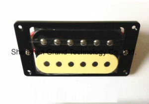 New Humbucker Pickups for Electric Guitar, CH-Yellowish-Black pictures & photos