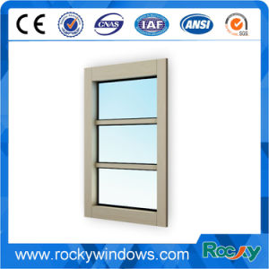 Double Glazed Aluminum Fixed Window with High Quality pictures & photos