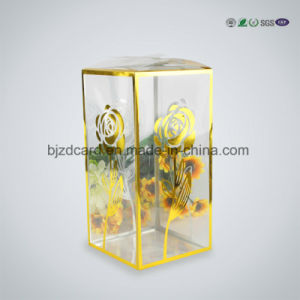 Custom Clear Transparent Plastic Box Packaging of Gift Boxes pictures & photos