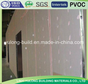 Gypsum Board/Plaster Board /Drywall Board for Wall Partition pictures & photos