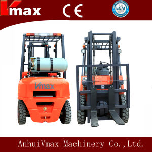 2 Ton LPG Forklift with CE Standard Vmax Brand pictures & photos