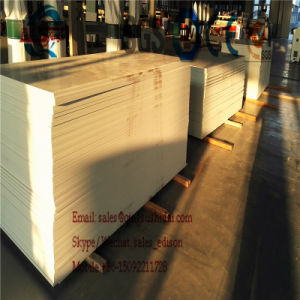 Wood Plastic Board Extrusion Line/Construction Templates Making Machine /Construction Templates Extruder pictures & photos