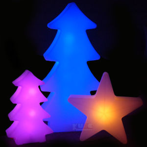 Color Changing Mood Lights Christmas Trees Kid′s Christmas Gift pictures & photos