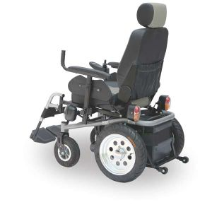 High Speed Power Wheelchair with Curtis Light System pictures & photos