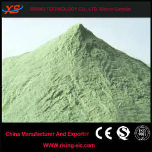 China Supplier Green Silicon Carbide Powder pictures & photos