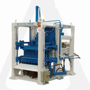 QT4-15 Fly Ash Brick Making Machine