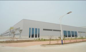 Pre Engineered Steel Buildings for Logistic Warehouse pictures & photos
