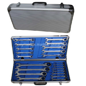 Hot Selling-22PC Ratchet Combination Wrench pictures & photos