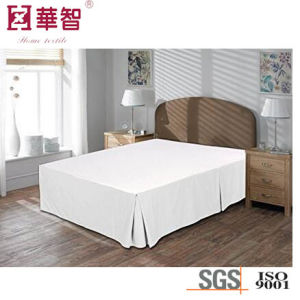 High Quality Cotton Bed Skirt pictures & photos