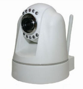 P/T Wireless IP Camera (JS-J802-WS) pictures & photos