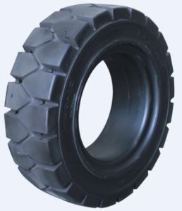 DOT, ISO, CCC Certificated Inflated and Solid Industral Tyre pictures & photos