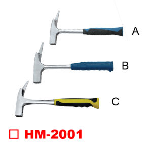 Roofing Hammer with Steel Handle pictures & photos