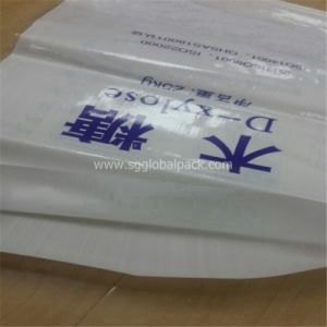 Customized Laminated PP Woven Polypropylene 50kg Sugar Bag pictures & photos