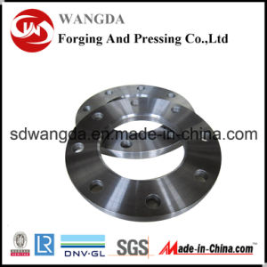 ANSI B16.5 RF Carbon Steel Forged Welding Pipe Flange pictures & photos