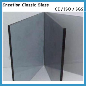 3-19 mm Low-E Reflective Glass for Buildings with Ce & ISO9001 pictures & photos