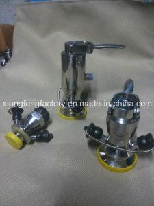 Sanitary Aspetic Pneumatic and Manual Sampling Valve