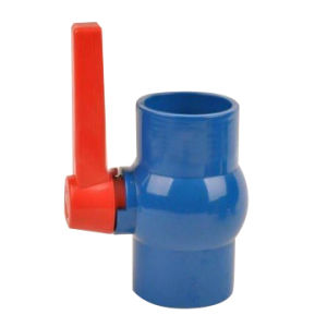 Irrigation Plastic UPVC Ball Valve (FQ65003) pictures & photos