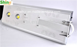 All in One LED Street Light with RoHS pictures & photos