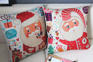 New Design Merry Christmas Decorative Home Cushions