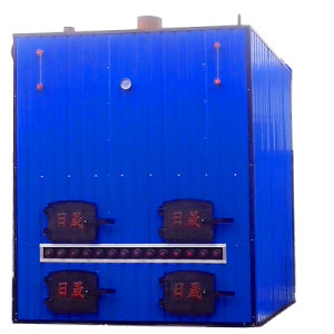 Water-Radiator Boiler for Industrial Usage