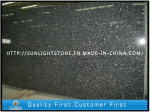 Polished Prefabricated Blue Pearl Granite Stone Slabs for Tombstone/Backsplash/ Countertop pictures & photos