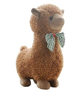 Alpaca Stuffed Toy, Plush Stuffed Animal Toy Alpaca
