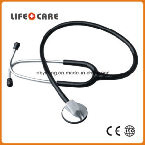 Medical Rappaport Zinc Alloy Stethoscope with Clock pictures & photos