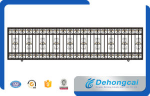 High Quality Automatic Telescopic Sliding Gate with Cheap Price pictures & photos