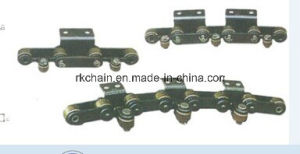 Transmission Conveyor Chain with Attachment (Bottom Roller) pictures & photos