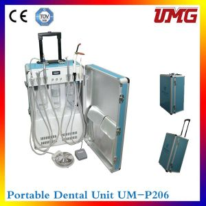 Hot Selling Dental Unit Portable Dental Turbine Unit pictures & photos