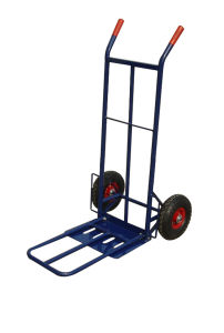 Heavy Duty Hand Truck Ht1823 (Good price) pictures & photos