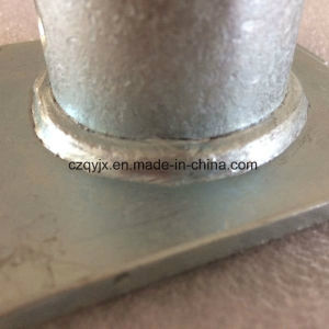 Customized Stamping Parts Pressed Part Metal Stamping Welding Parts pictures & photos