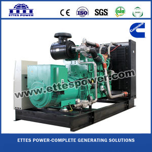 500kw/625KVA Shale Gas Generating Set