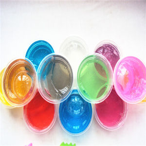 Plasticine Toy Kid Crystal Soil Mud Magic Stationery pictures & photos