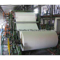 Culture Paper Machine, Recycling Machine, Writing Paper Machine, White Paper Machine pictures & photos