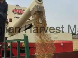 Best Farm Harvesing Machinery for Wheat Cutting and Threshing pictures & photos