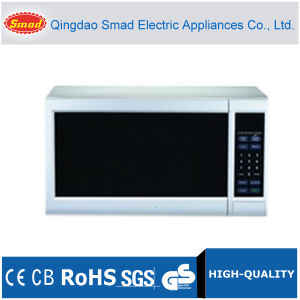 Touch Screan Counter Top Electronic Control 23 Liter Microwave Oven pictures & photos