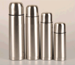 Stainless Steel 18/8 Vacuum Thermos Bullet Flask Hot&Cold pictures & photos