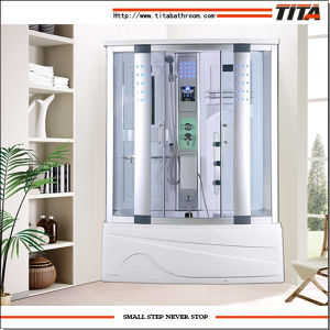 2016 White Acrylic Back Shower Room (TA6150) pictures & photos