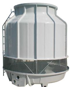 PVC Water Cooling Tower for Chocolate Cooling Tunnel pictures & photos