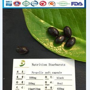GMP Flavonoids Vitamin Propolis Soft Capsule OEM