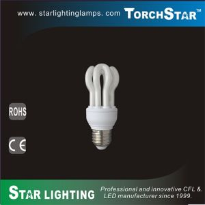 Small Power 9W Lotus CFL for Decoration pictures & photos