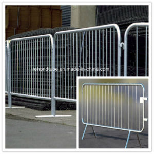 Crowd Control Barrier Galvanised Fence Panel pictures & photos