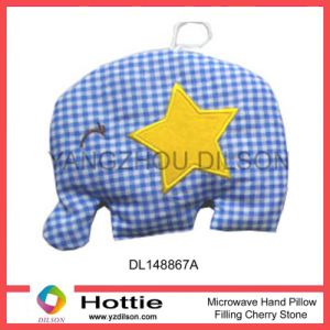 Microwavable Cherry Stone Cute Animal Bag Hand Pillow