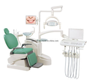 Suntem St-Anna Hanging Arm Dental Chairs pictures & photos