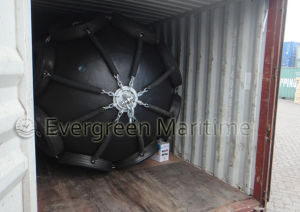 Brand New Evergreen Maritime Floating Pneumatic Boat Rubber Fender pictures & photos